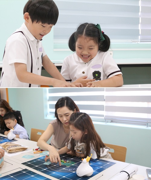 서울동북초등학교 소프트웨어(SW) 교육에 빠지다