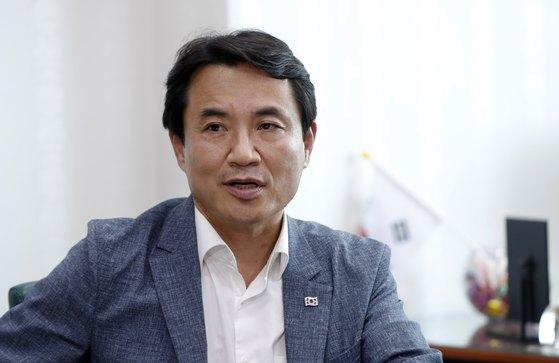 김진태 자유한국당 의원 [뉴스1]