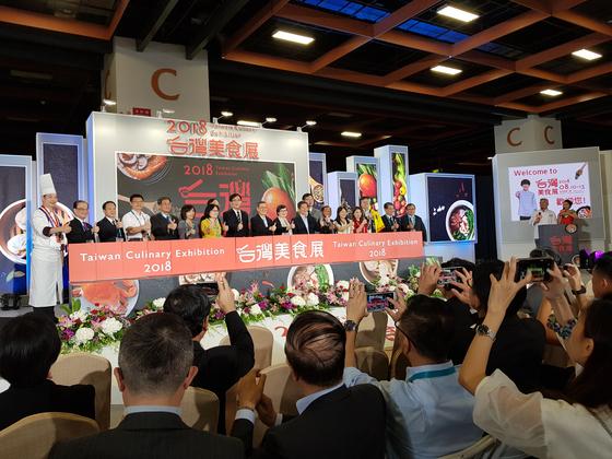 타이완 정부는 미식관광에 집중 지원하고 있다. 타이완의 관광 특징을 미식으로 잡았기 때문이다. [사진 박상주]