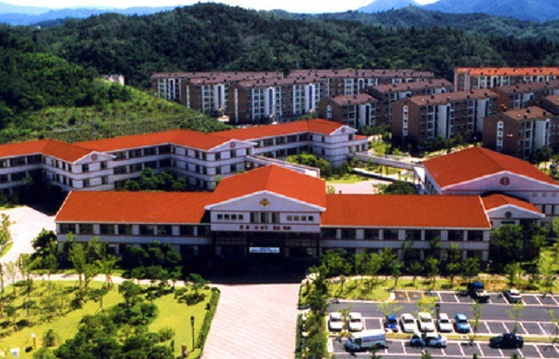 경북 포항시 지곡초등학교. [사진 포스코교육재단]