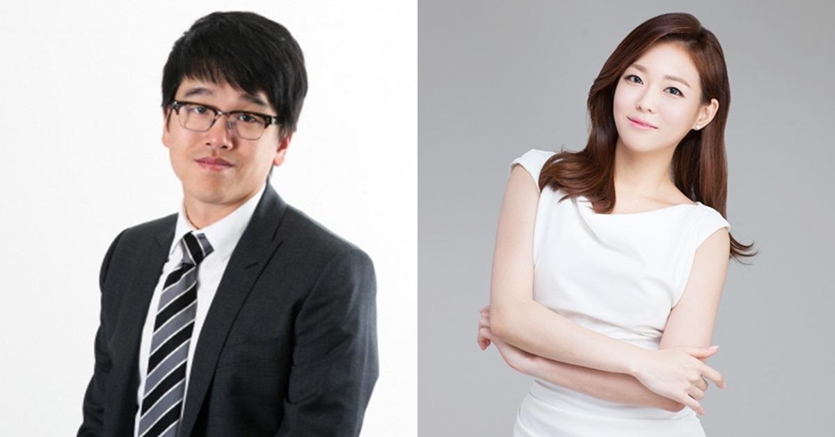 CJ그룹 장남 이선호(28)씨와 이다희(27) 전 아나운서가 8일 결혼했다. [사진 CJ그룹, 스카이티브이]