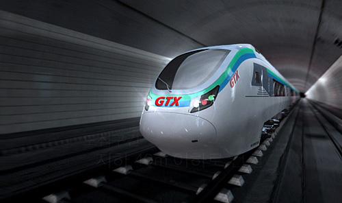 GTX 조감도.