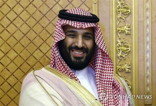 사건에 개입한 것으로 추정되는 무함마드 빈살만 사우디 왕세자 [연합뉴스]