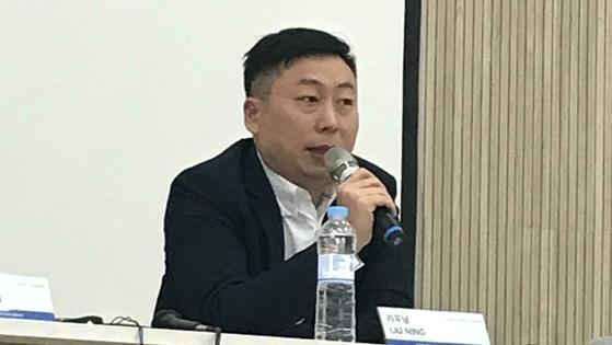리우닝 완메이그룹 부총재