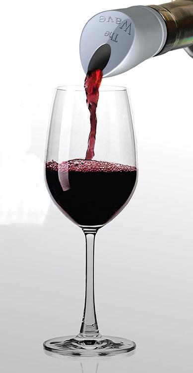 히스타민과 아황산염을 걸러주는 와인 정수 필터, 퓨어 와인