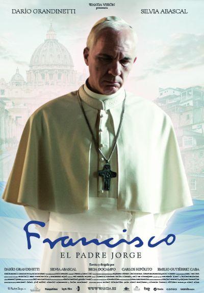 영화 '프란치스코, 호르헤 신부'(Francisco - El Padre Jorge) 포스터. [사진 imdb]