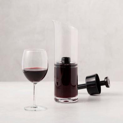 와인을 보관할 수 있는 진공 디캔터, 와인 스쿼럴.