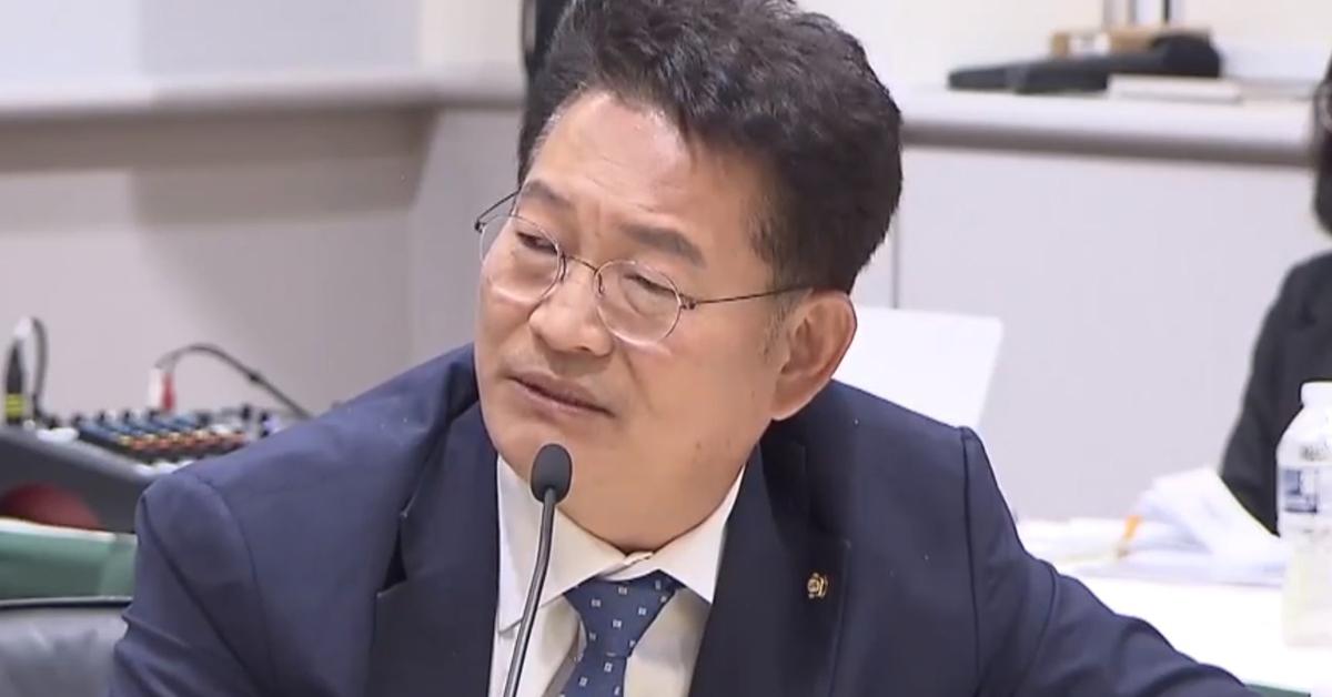 """송영길 """"北, 종교적 광신 사회 아냐…부러움 없이 살겠다는 것"""""""
