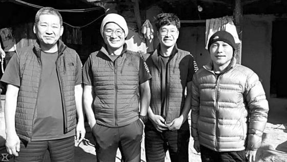 산에 미친 두 남자 김창호·임일진 … 30년 동행하다 한날 떠났다