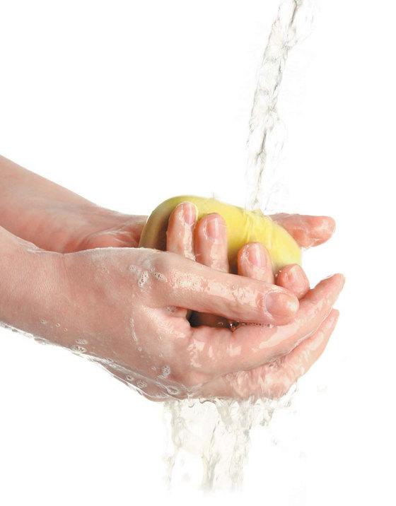 오늘 세계 손씻기의 날…손바닥부터 비누로 30초 이상