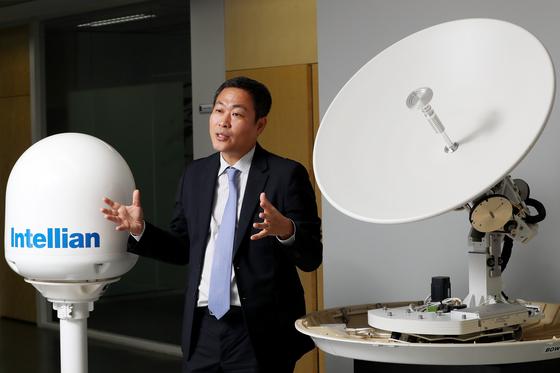 """""""해상용 위성안테나 시장 접수 완료 … 다음 타깃은 항공기용"""""""