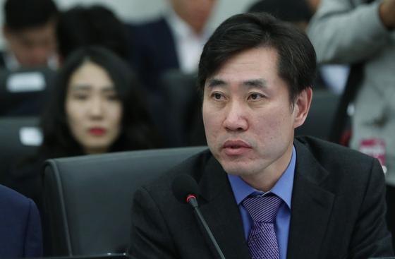 하태경 바른미래당 의원 [뉴스1]