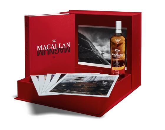 맥캘란, 사진작가와 협업 '매그넘 에디션'