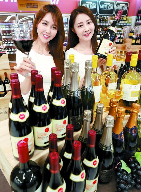 [사진] 와인장터 10돌 80% 할인