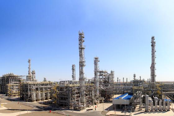 투르크메니스탄 석유화학단지