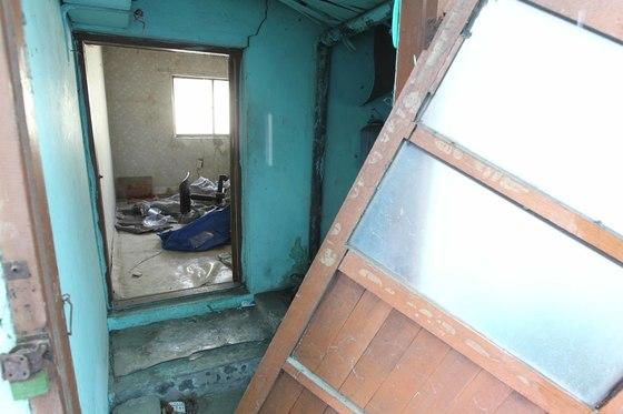 부산 사상구 덕포동 재개발지역 내 빈집