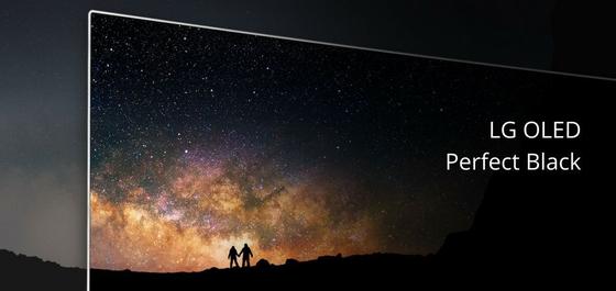 LG전자의 올레드 TV 광고. [사진 LG전자]