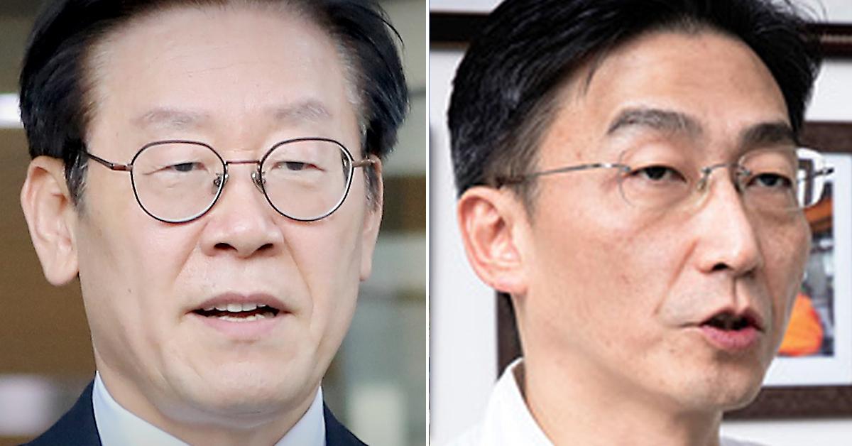 이재명 경기지사(왼쪽)과 이국종 아주대학병원 권역외상센터 교수(오른쪽) [뉴스1, 중앙포토]