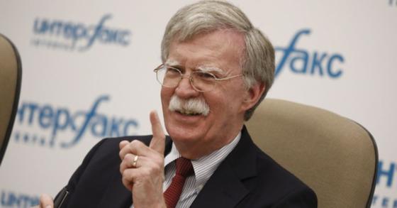 美 볼턴, 러시아 도착…핵전력조약 탈퇴·북핵문제 논의 전망