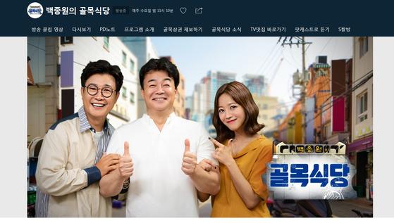 [단독]SBS 골목식당에 2억 협찬한 인천 중구, 경찰 내사