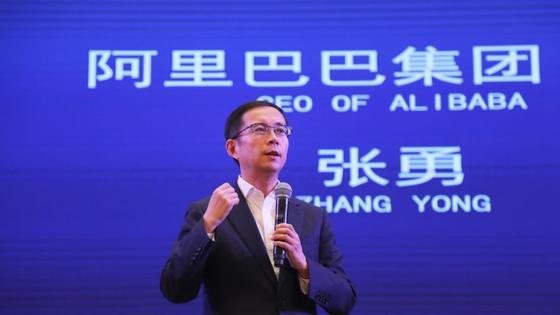 알리바바 차기 후계자 장융(대니얼 장) CEO [사진 Alizila.com]