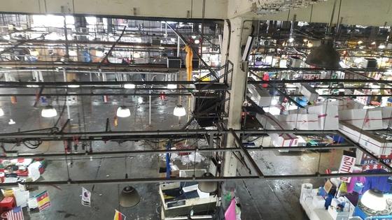 구 노량진수산시장. [중앙포토]