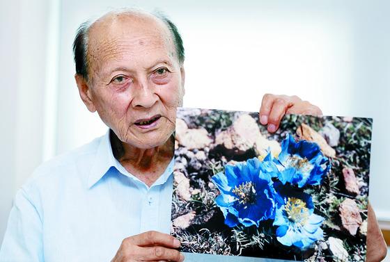 1962년 한국인으로서는 처음으로 히말라야에 첫 발자취를 남긴 박철암 탐험가. [중앙포토]