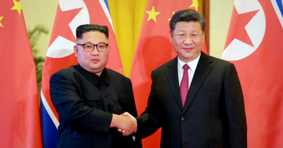 노동신문 북한·중국, 시련의 고비마다 생사운명 같이해