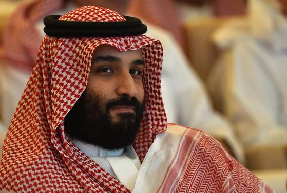 반대파를 모두 숙청하고 사우디의 실권을 장악한 빈살만 왕세자 [AFP=연합뉴스]