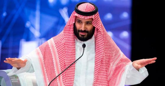 생방송으로 카슈끄지 살해 배후설 부인한 사우디 왕세자