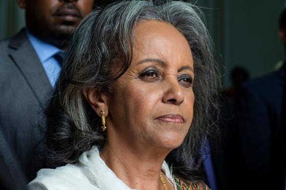 '여성도 지도할 수 있다' 에티오피아 '첫 여성 대통령' 탄생