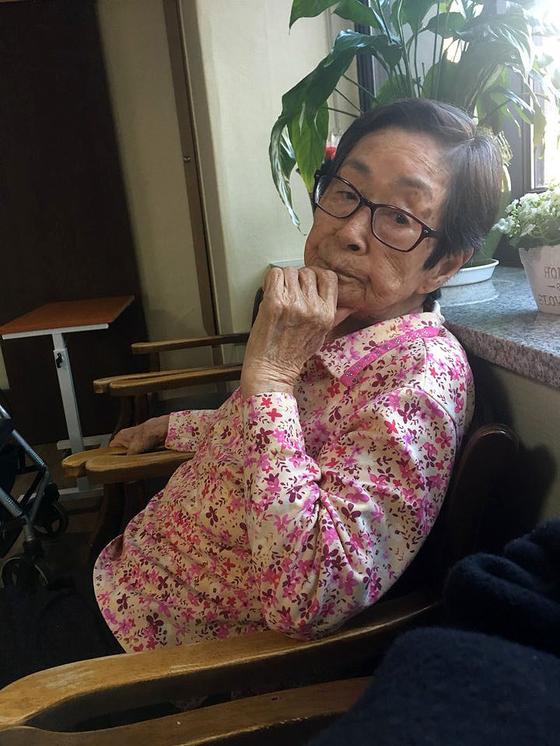 경기도 광주 나눔의 집은 26일 일본군 위안부 피해자 하점연 할머니가 별세했다고 밝혔다. [연합뉴스]
