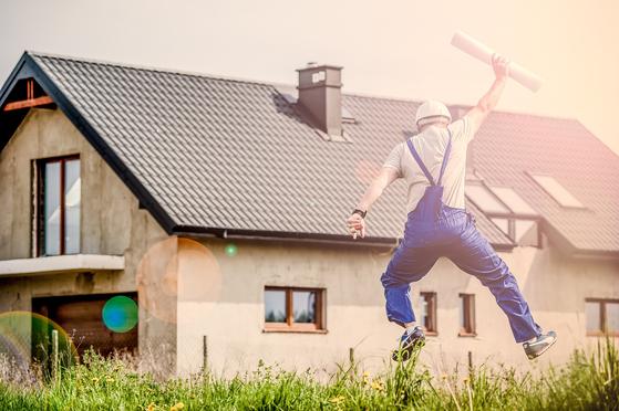 직장에 들어갔을 땐 한창 고도성장을 할 때라 조기에 작은 집을 장만할 수 있었다. [사진 pixabay]
