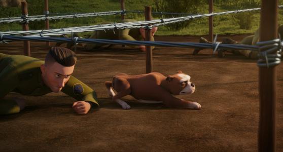 [소년중앙] 볼만한 영화, 장난꾸러기에서 영웅 된 강아지 '캡틴 스터비'