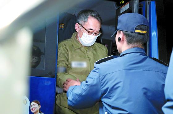 양승태 사법부 시절 사법행정권 남용의 '키맨'으로 지목돼 구속된 임종헌 전 법원행정처 차장.