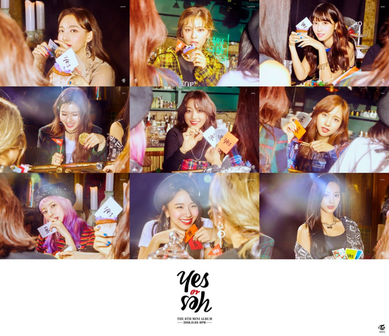 Photo from Twice official website