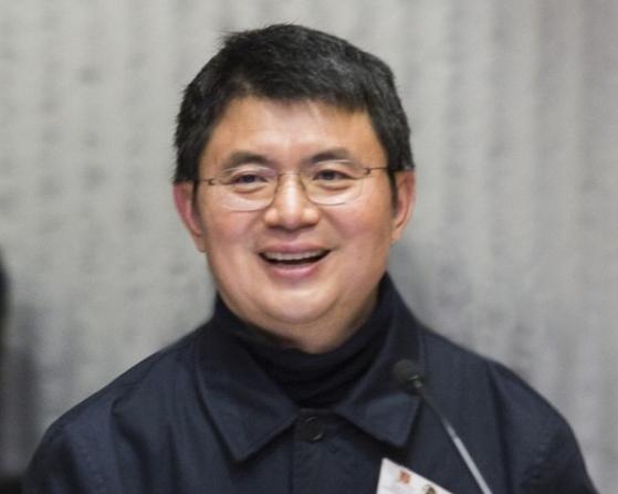 샤오젠화 밍톈그룹 회장 [출처 사우스차이나모닝포스트]
