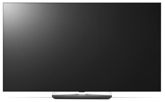 LG전자의 올레드 TV의 유럽·전략 모델인 B8. 이달에만 29일까지 AV포럼(영국)·포브스(미국)·씨넷(미국) 등 3곳으로부터 최고의 TV 상을 받았다. [사진 LG전자]