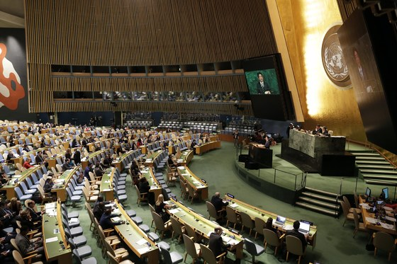 """VOA """"호주 등 9개국,  '北 핵포기촉구 결의안' 제출"""""""