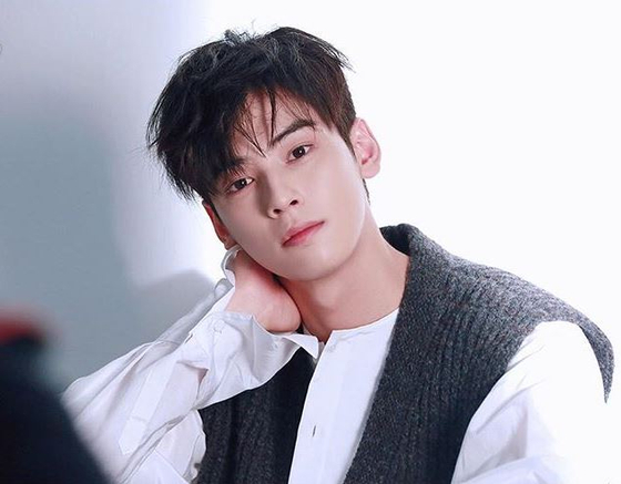 ASTRO's CHA EUN WOO Starring in Korea's First YouTube Original Drama