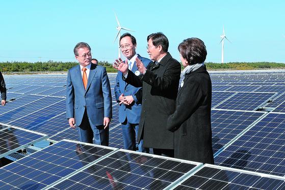 새만금 신재생사업 발표에도, 국내 풍력업계 못 웃는다