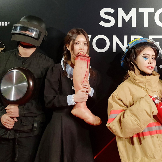 Photo from Twitter @SMTOWNGLOBAL