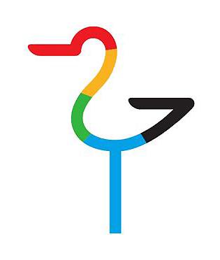 올림픽 아리바우길 로고