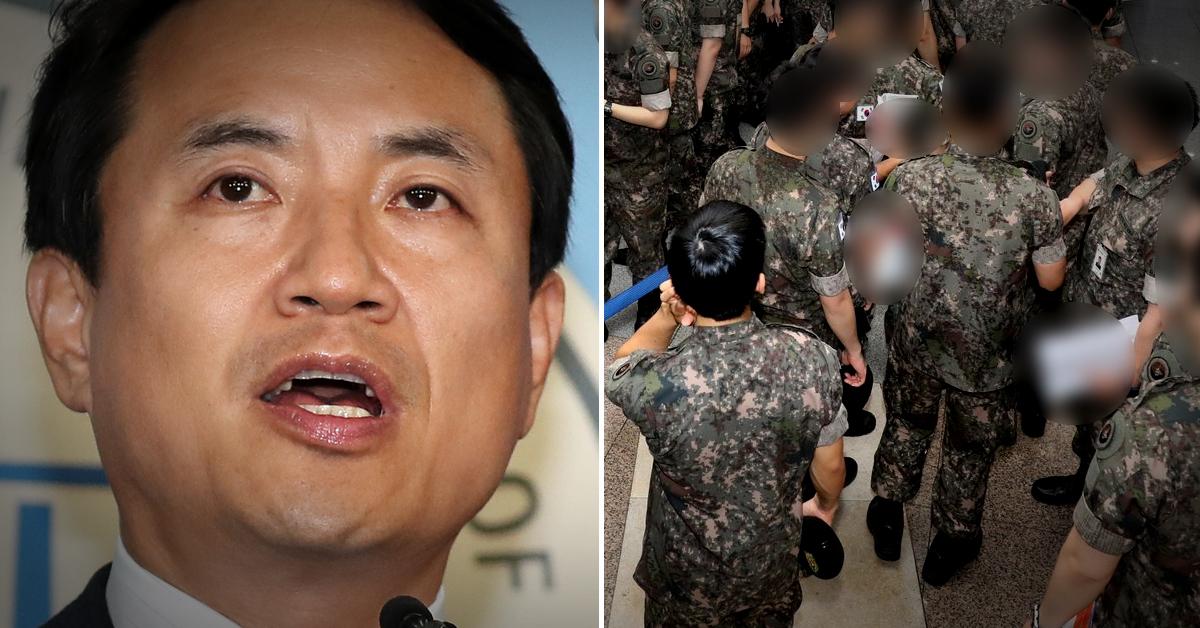 """김진태 자유한국당 의원은 2일 대법원이 종교와 신념에 따른 양심적 병역거부는 형사처벌할 수 없다고 판결한 것에 대해 '그럼 군대 갔다 온 사람들은 다 비양심적이냐""""고 비판했다. [연합뉴스]"""