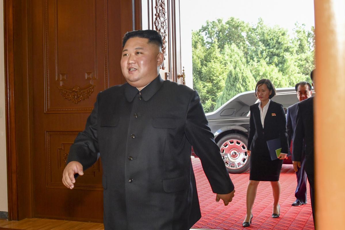 김정은 북한 국무위원장. [사진 미국 국무부]