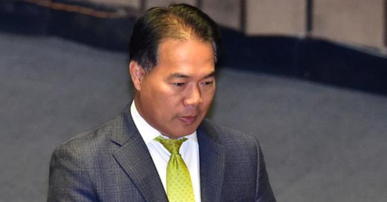 이용주 민주평화당 의원. [뉴스1]