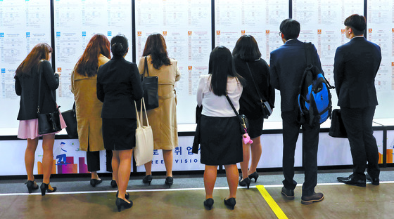 KDI 내년 1분기 취업자 증가율 0%일 수 있다