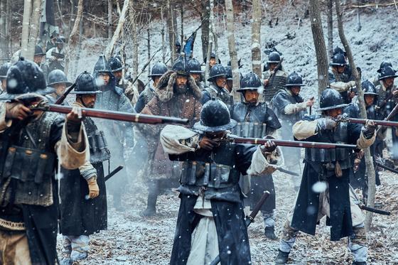 임진왜란 때 일본군이 선보인 조총의 위력에 충격을 받은 조선은 범국가적 역량을 투입해 조총 개발에 착수했다. 50여년 후 벌어진 나선정벌(1654ㆍ1658년)에서 조선이 파견한 조총부대는 러시아의 남하정책을 저지하는 데 성공했다. [사진 싸이런픽쳐스]
