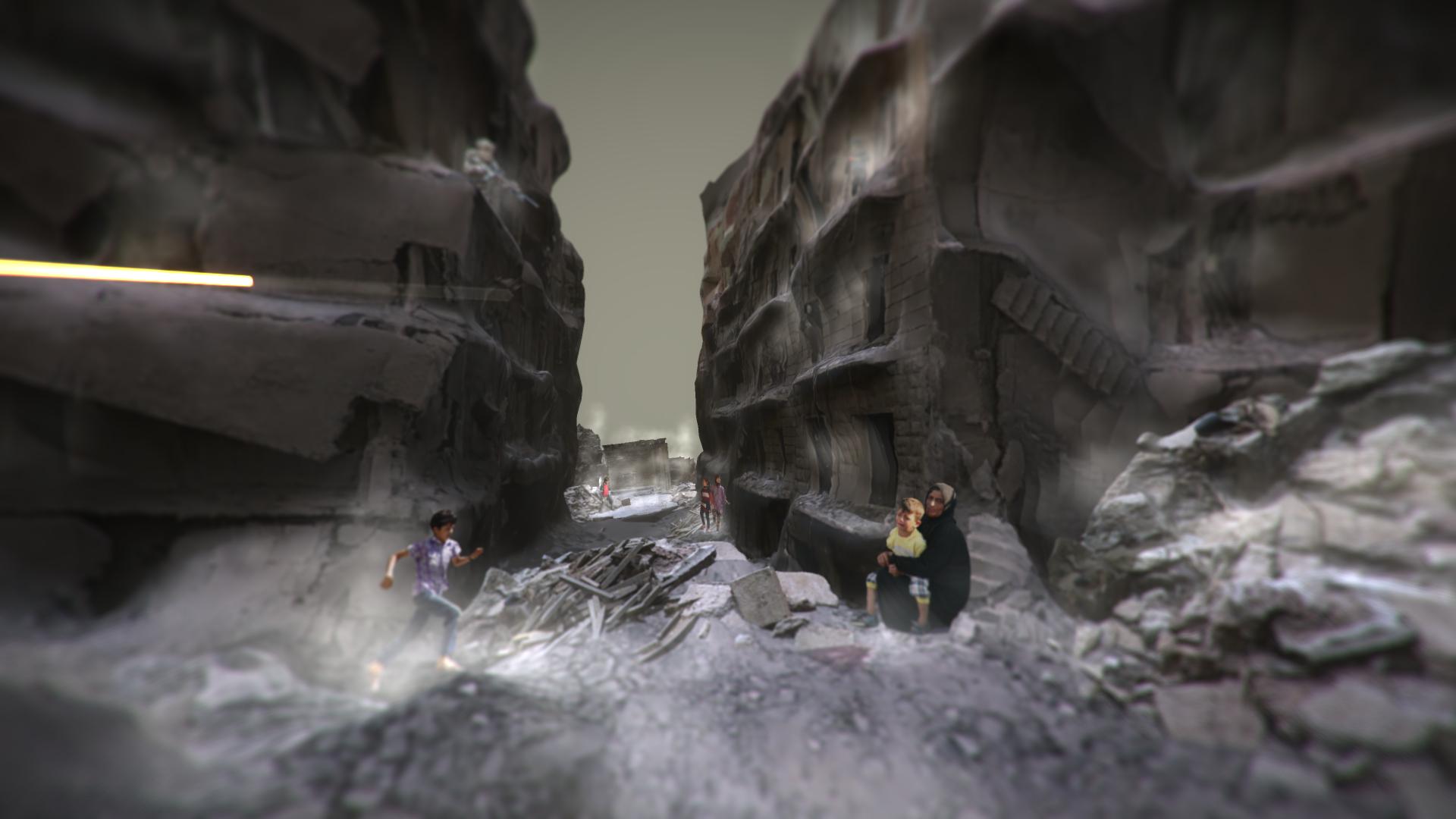 50만 앗아간 시리아 내전, 시작은 10대 소년의 낙서