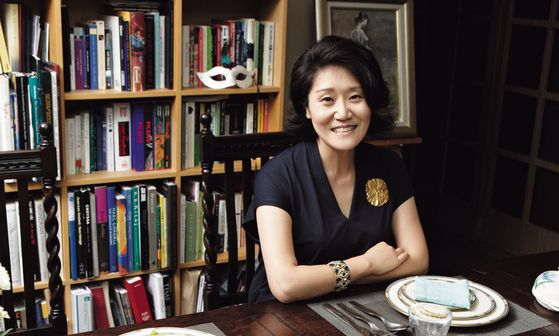 한식의 다양성을 세계에 알리기 위해 2010년부터 '서울고메'를 열고 있는 한혜정 위원장. [사진 서울고메]